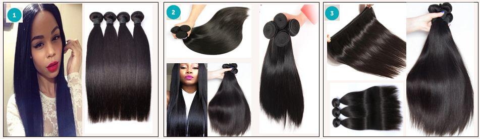 30 inch straight hair weave