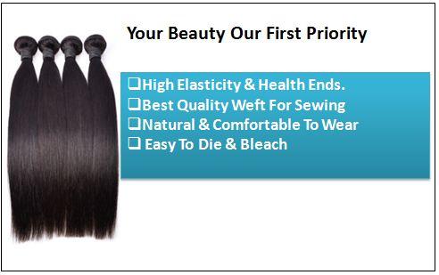 4 bundles of brazilian straight hair 2