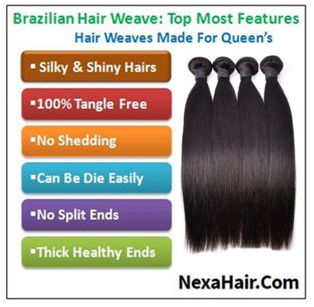 Brazilian Straight Hair Weave Bundles IMG 4