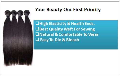 Straight Brazilian Hair Weave 2