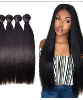 Straight Brazilian Hair Weave IMG 1