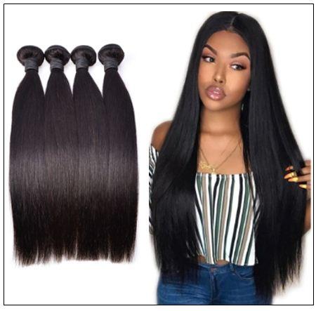 Straight Brazilian Hair Weave IMG 1