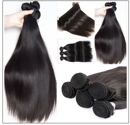 Straight Brazilian Hair Weave IMG 2