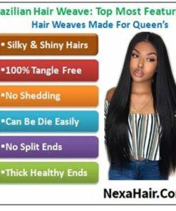 Straight Brazilian Hair Weave IMG 4