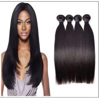 Straight Hair Weave IMG 1