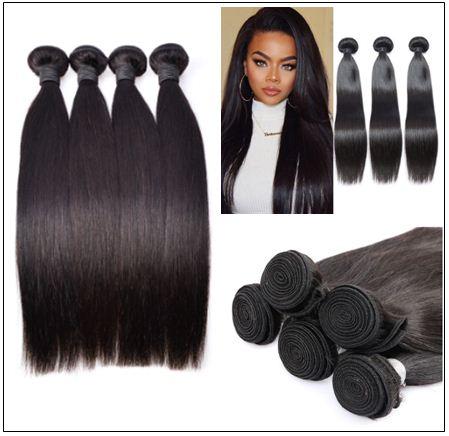 brazilian straight hair weave bundles img 2