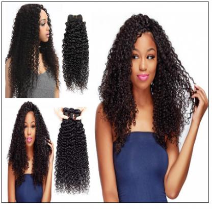 3 Bundles Jerry Curly Weave Deals Virgin Hair img 2
