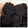 3 Bundles Natural Color Malaysian Jerry Curly Virgin Hair img 3