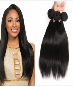 3 Bundles Of Brazilian Straight Hair IMG 1