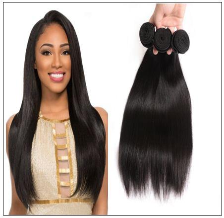 3 Bundles Of Brazilian Straight Hair IMG 1