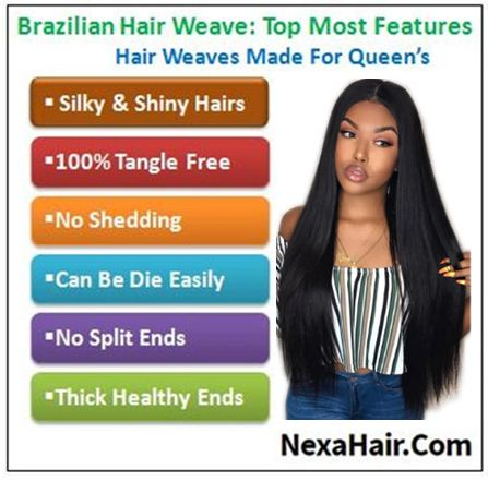 3 Bundles Of Brazilian Straight Hair IMG 4
