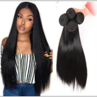 3 Bundles Straight Hair Bundles 1