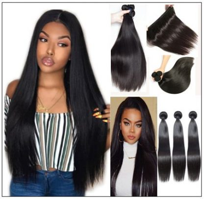 3 Bundles Straight Hair Bundles 2