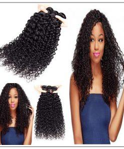 3 Bundles Virgin Peruvian Hair Jerry Curly
