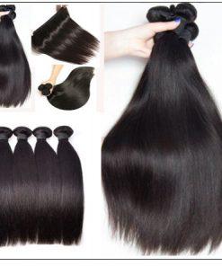 3 Bundles Virgin Straight Hair 2