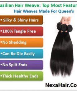 3 Bundles Virgin Straight Hair 4