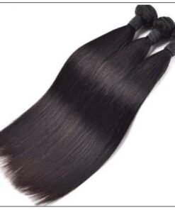 3 bundle of straight hair img 2