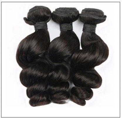 4 Pcs pack Hair Brazilian Loose Wave Virgin Hair 3
