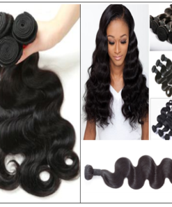 Body wave hair weave-1 Bundles (8 to 32 Inches) img 3