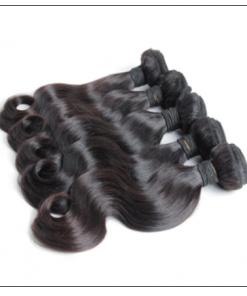 Body wave virgin human hair-3 bundles img 2