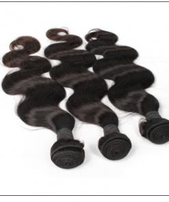 Body wave virgin human hair-3 bundles img 3
