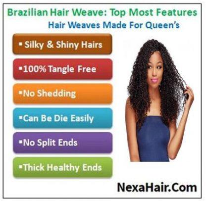 Brazilian Jerry Curly Human Virgin Hair Weaving 3 Bundles Deals img 5