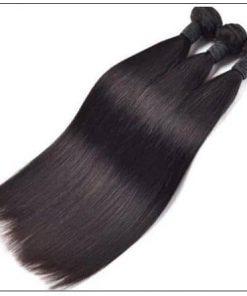 Brazilian straight hair bundles img 2