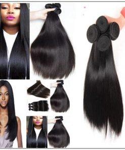 Brazilian straight hair bundles img 3