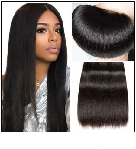 Brazilian straight hair bundles img 4