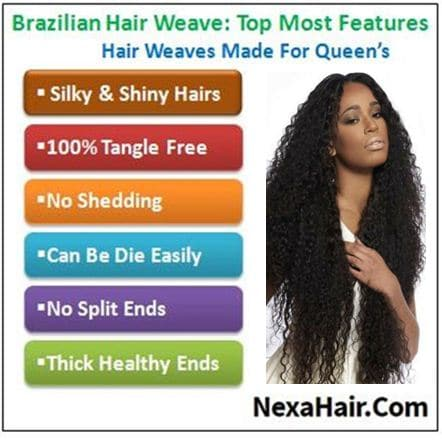 Kinky curly hair bundle img 4
