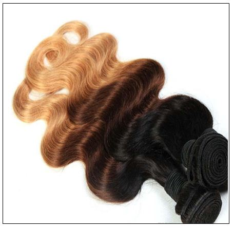 Malaysian Body Wave Hair Ombre 3 Bundle img 3