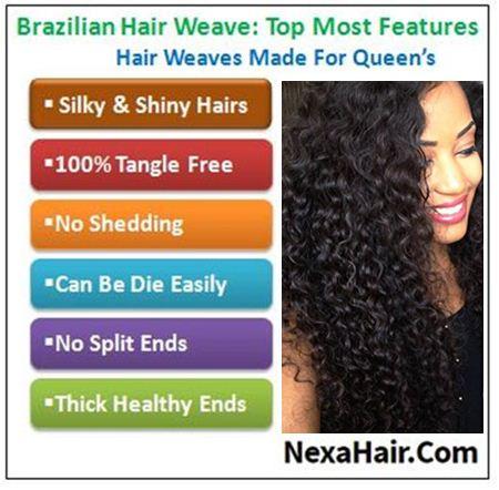 Malaysian Jerry Curly Human Hair 3 Bundles Weft Natural Color 4