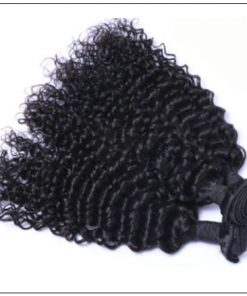 Malaysian Virgin Hair African American Jerry Curly Weave 4 Bundles 2