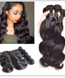 Malaysian body wave hair-3 bundles img 1
