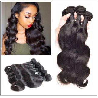 Malaysian body wave hair-3 bundles img 1