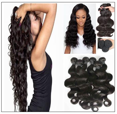 Malaysian body wave hair-3 bundles img 3