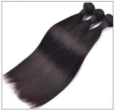 Malaysian straight hair bundle img 2