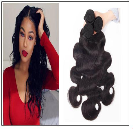 Peruvian Body Wave Human Hair 3 Bundle Weft img 4