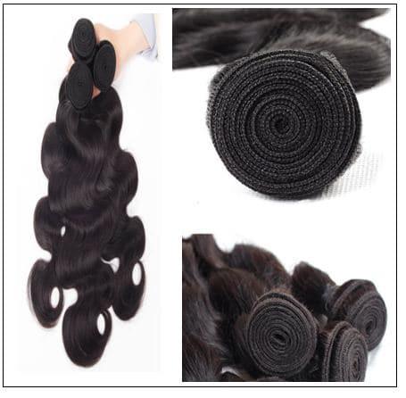 Peruvian Human Hair 3 Bundles Virgin Unprocessed Body Wave img 2