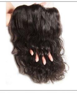 1 Bundle Human Hair Natural Wave Virgin Remy Hair img 3