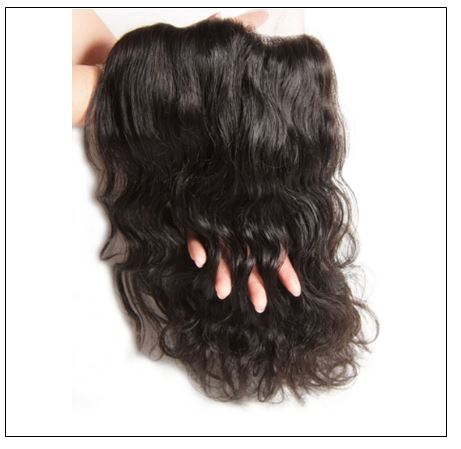 1 Bundle Human Hair Natural Wave Virgin Remy Hair img 3