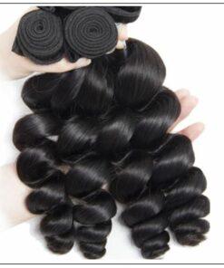 1 Bundle Loose Deep Wave Virgin Human Hair img 2-min