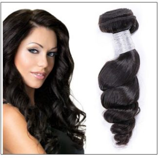 1 Bundle Loose Deep Wave Virgin Human Hair img-min