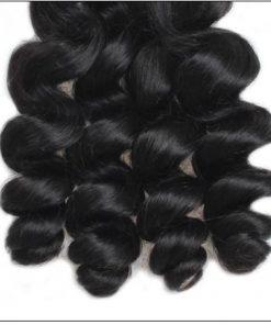 1 Bundle Loose Wave Virgin Human Hair img 3