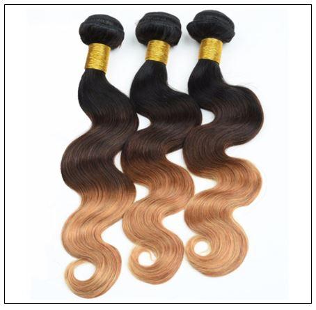 1 Bundle Unprocessed Ombre Body Wave Human Virgin Hair Wave img 4-min