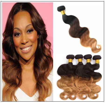 1 Bundle Unprocessed Ombre Body Wave Human Virgin Hair Wave img-min