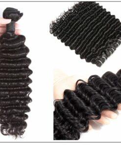 12-26 Inches Cheap Malaysian Deep Wave Hair img 2-min