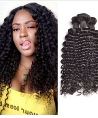 12-26 Inches Cheap Malaysian Deep Wave Hair img-min