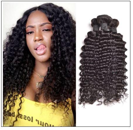12-26 Inches Cheap Malaysian Deep Wave Hair img-min