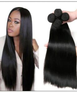 2 bundle of Brazilian straight hair img 1